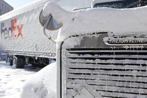 Putting a Price on FedEx's Worst Winter Ever