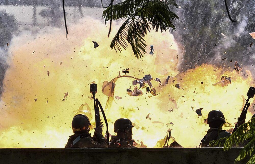 Venezuela Cut Deeper Into Junk by S&P