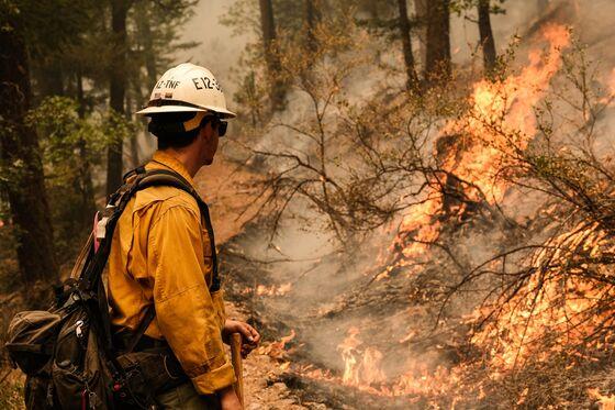 PG&E Slumps After Scrutiny Over California Wildfires Escalates
