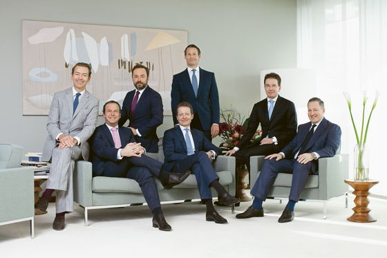 Inside Pictet, the Secretive Swiss Bank for the World's Richest People