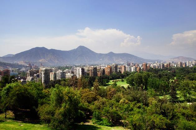 8. Chile