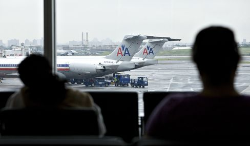 American Airlines Parent AMR Corp. Files for Bankruptcy