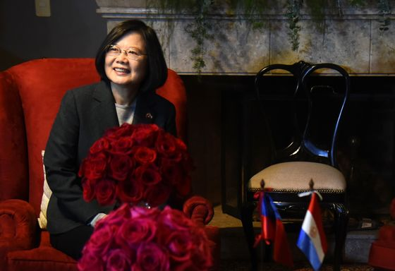 China Ramps Up Cyberattacks on Taiwan