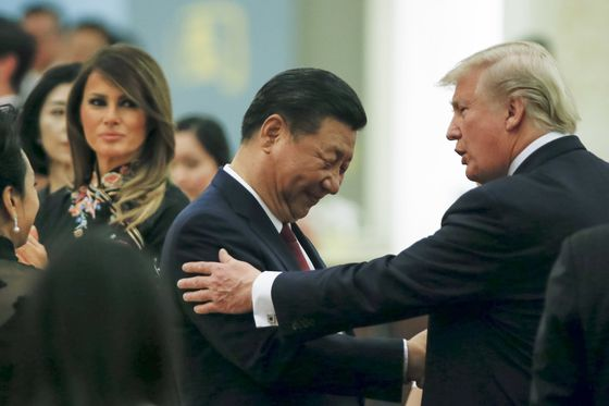 Trump Floats China Deal as November Surprise