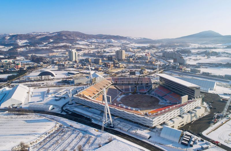Image result for PyeongChang, South Korea