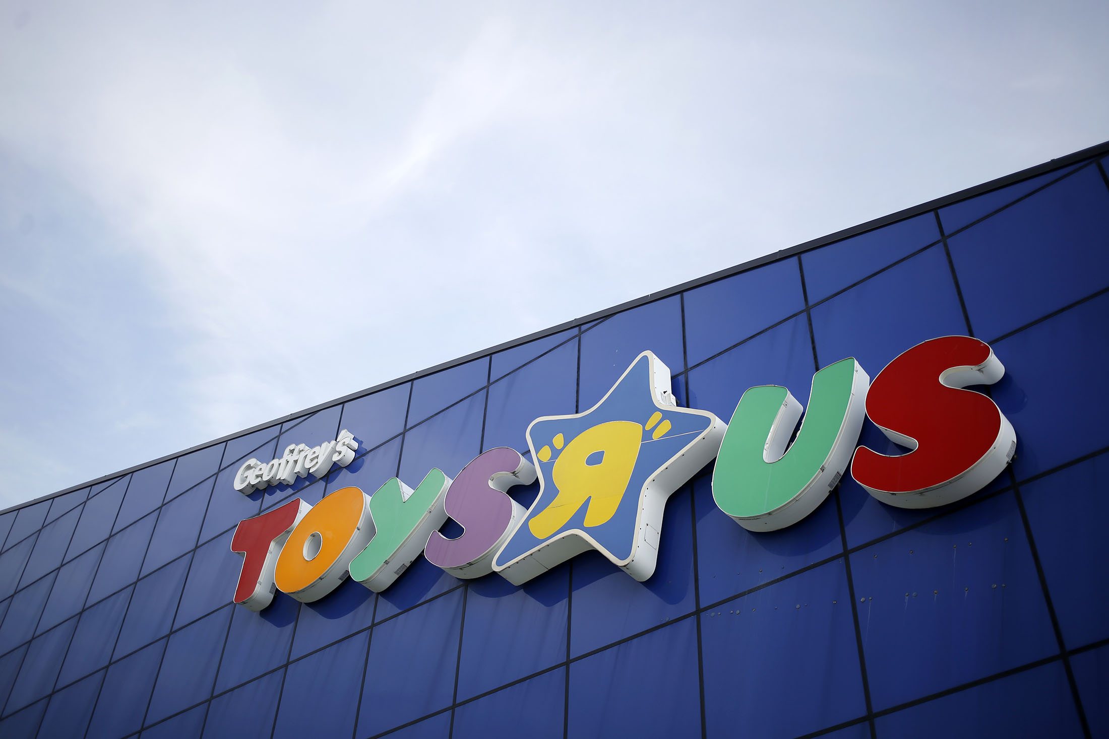 Toys 'R' Us Is in Talks to Sell Its Asia Unit to a Local
