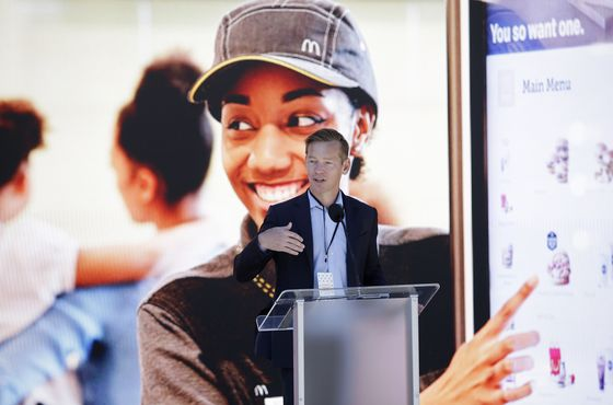 McDonald's Fires CEO SteveEasterbrookOver Relationship With Employee