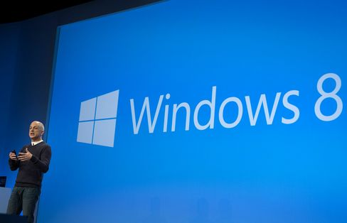 Microsoft's Sinofsky Departs as Larson-Green Ascends at Windows