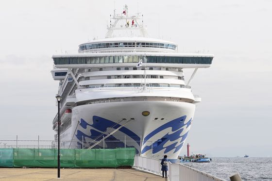 Japan Finds Six More Coronavirus Cases on Cruise Ship