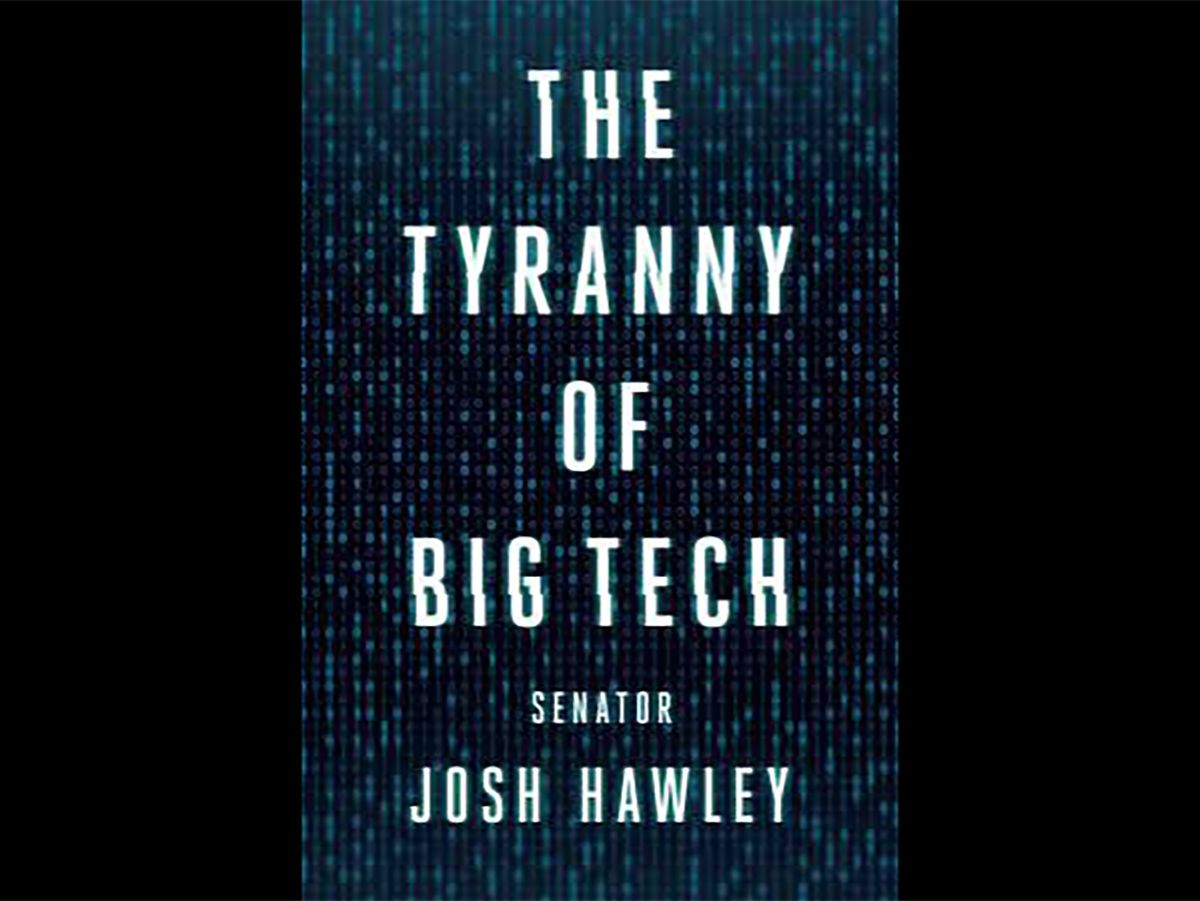 bloomberg.com - Sen. Josh Hawley Has New Publisher for 'Big Tech' Book