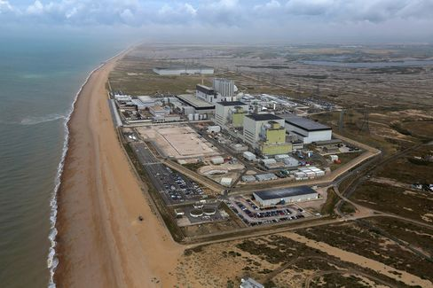 Aerial Views Of EDF's Dungeness B Nuclear Power Plant