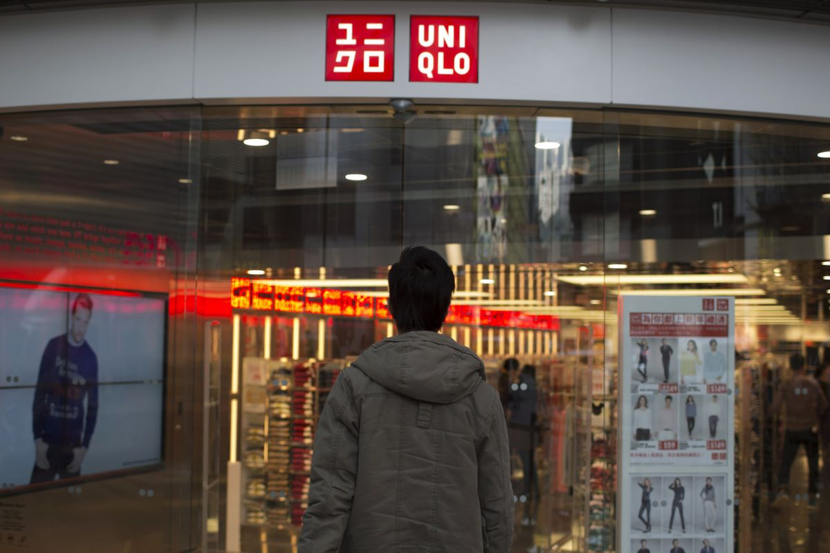 Uniqlo Sees Worst Overseas Sales Drop in Decade on Unrest