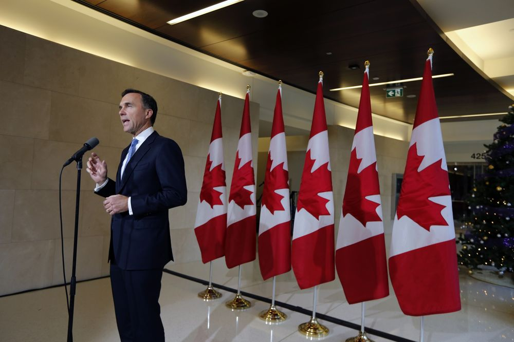 Canada's Budget May Be Delayed by Conservative Party Tactics