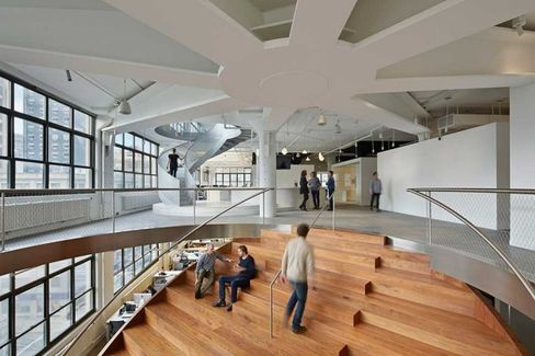 Wieden+Kennedy office in Lower Manhattan