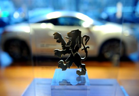 Peugeot Opens Third Auto Plant in China as European Sales Slide