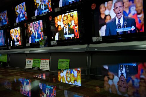 Politics on TV