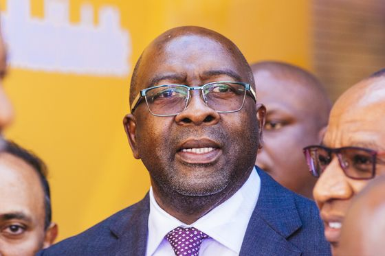 South Africa's Nene Says He Was Wrong to Meet Guptas at Their Home