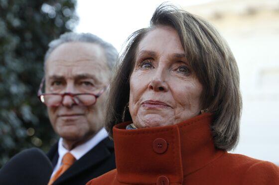 Pelosi's Dealmaking Brings Her to Brink of Second Speakership