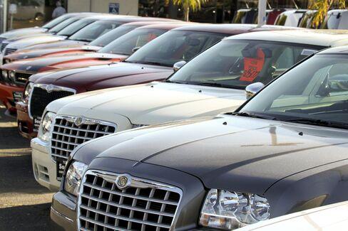 Chrysler Group April U.S. Sales Up 20%