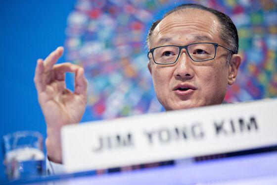 U.S. Grip on World Bank Leadership Should End, Ex-Candidate Says