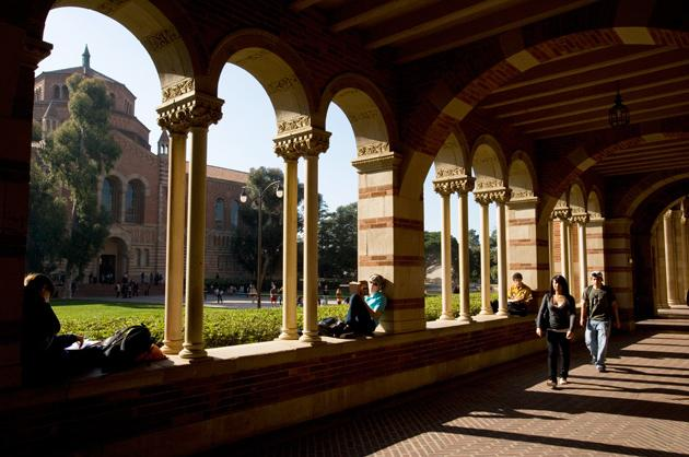 16. University of California, Los Angeles