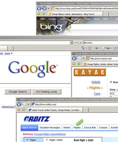 U.S. Said to Probe Google-ITA Deal's Impact