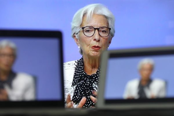ECB President Lagarde Announces Virtual Rate Decision
