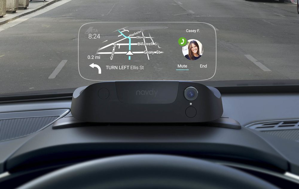 A Dashboard Gadget That Will Totally Change How You Drive