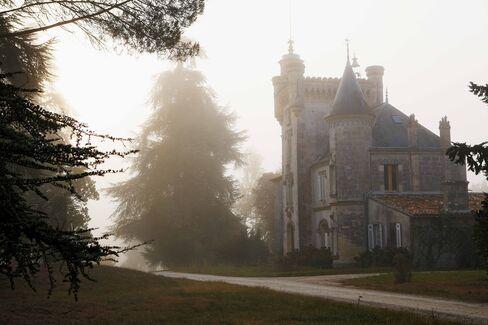 Chateau Latour-Laguen in Bordeaux, France
