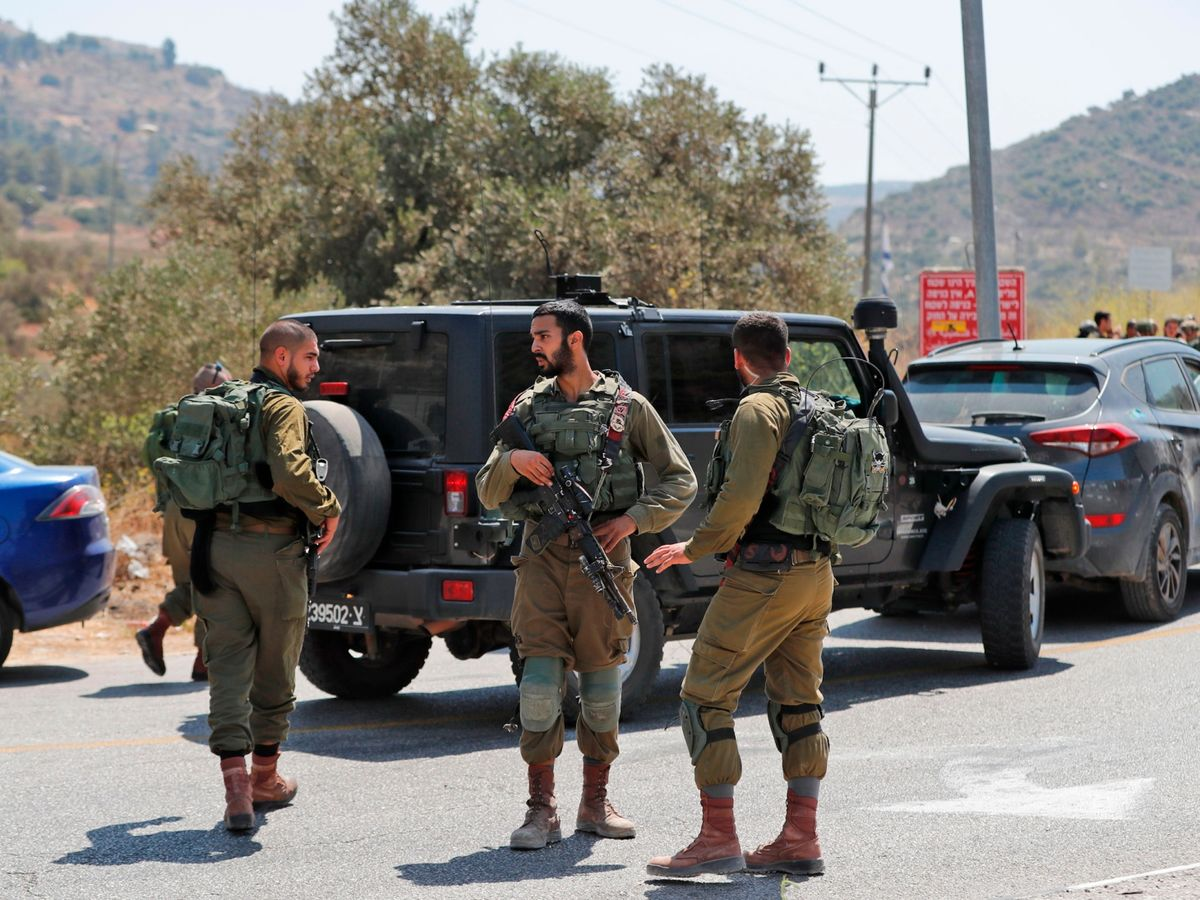 Three People Injured in Explosion Near West Bank Settlement