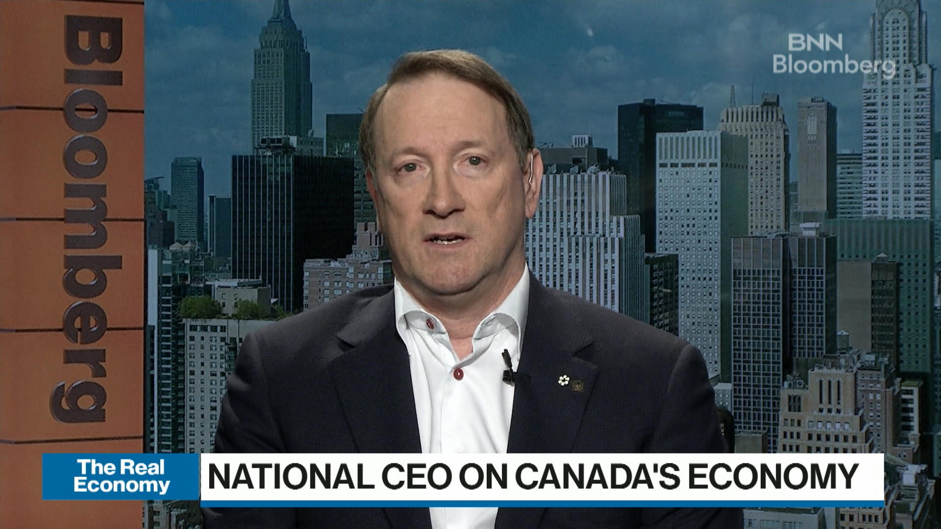 Canadian Housing Bubble Has Been Avoided, National Bank CEO Says