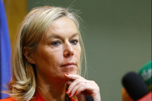 Head of the Joint UN-OPCW Mission Sigrid Kaag