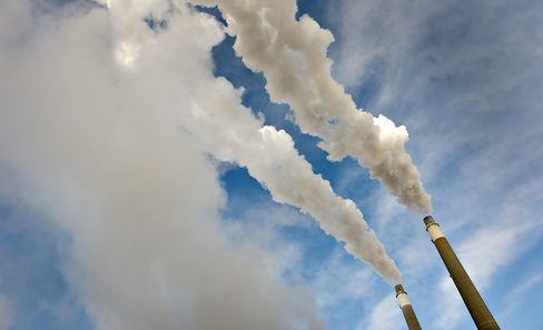Coal Power Plants in the U.S.