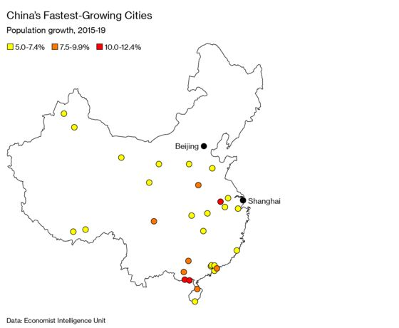 China Loosens Urban Residency Restrictions to Spur Growth