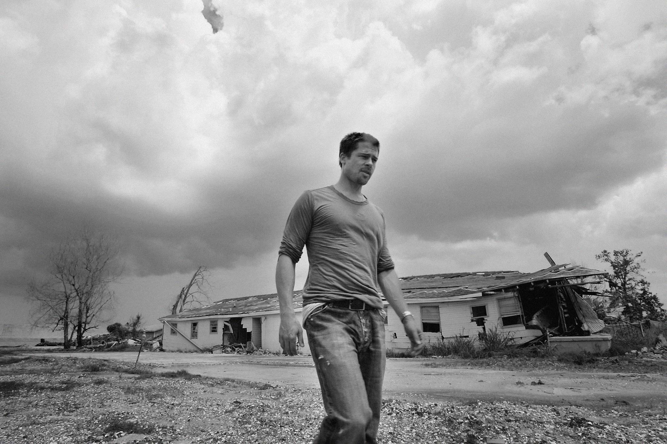 When Brad Pitt Tried to Save the Lower Ninth Ward