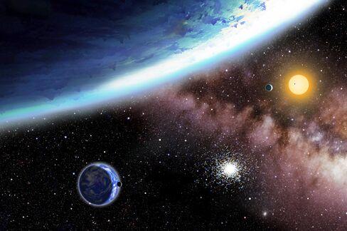 Two Earth-Like 'Goldilocks' Planets Found Orbiting Distant Star