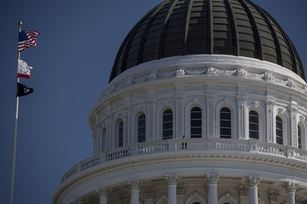 California, the New Cradle of States' Rights