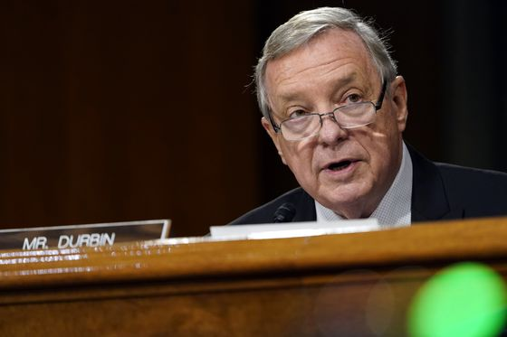 Durbin Seeks Early Judiciary Action on Bill to Help 'Dreamers'