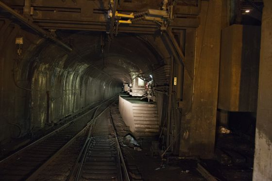 NYC Rail Tunnel Tripped by Trump Rules That Others Were Spared
