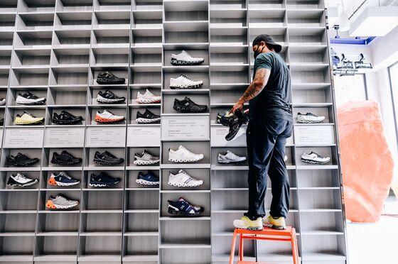 On Running Shoemaker's IPO Beats Target to Raise $746 Million