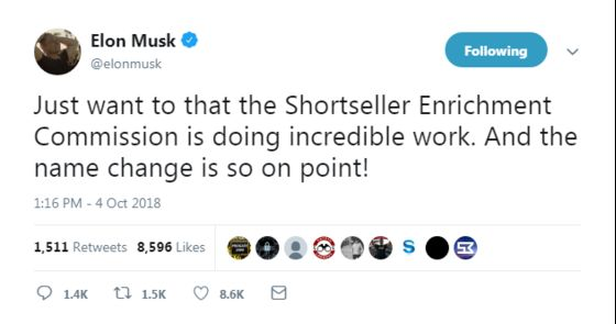 Just Another Billion-Dollar Elon Musk Tweet