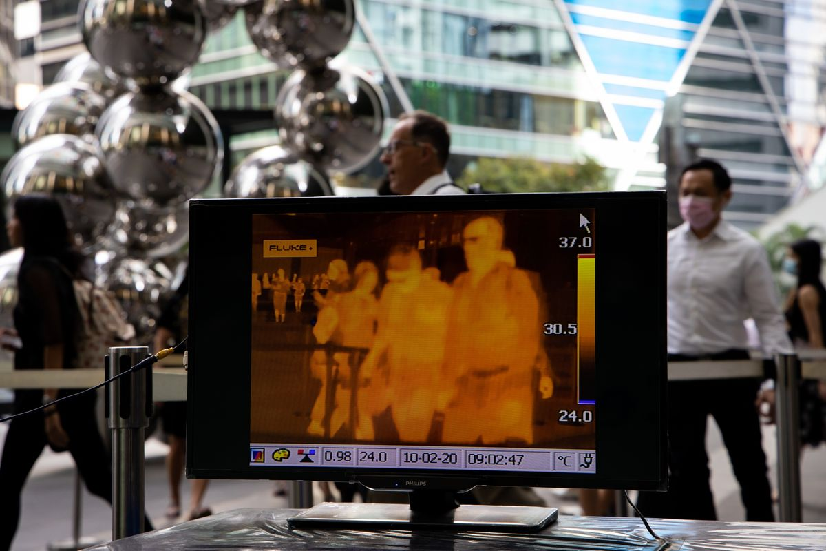 Singapore Braces as Coronavirus Cases Emerge in Finance Hub