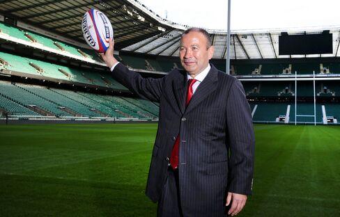 Eddie Jones Announced As England Head Coach