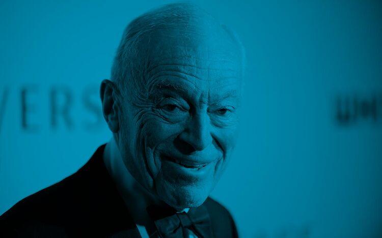relates to Episode 18: Leonard Lauder,  Estée Lauder Chairman Emeritus