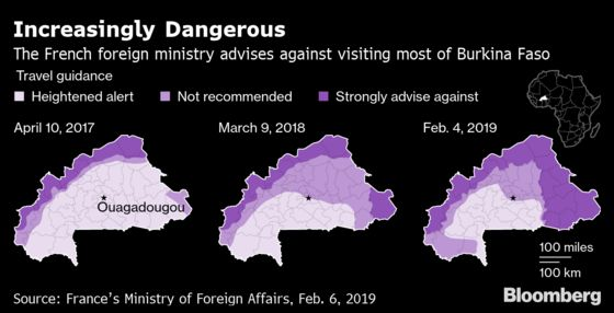 Jihadist Threat Prompts Ivory Coast, Ghana to Raise Guard