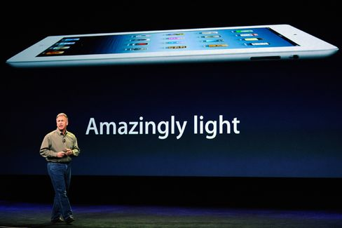 Ahead of the New iPad, Apple Fans Engage in Arbitrage
