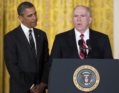 CIA Director-nominee John Brennan