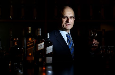 President Of Asia-Pacific For Diageo Plc. Gilbert Ghostine
