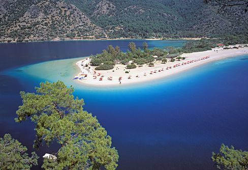 Tourism accounts for 6.2 percent of Turkey's economic output.