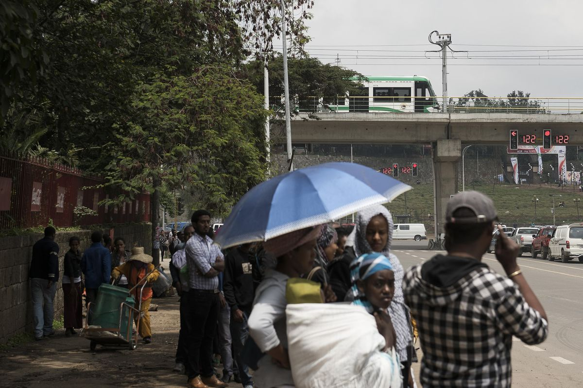 Fastest-Growing Africa Economy Has Banks Lining Up